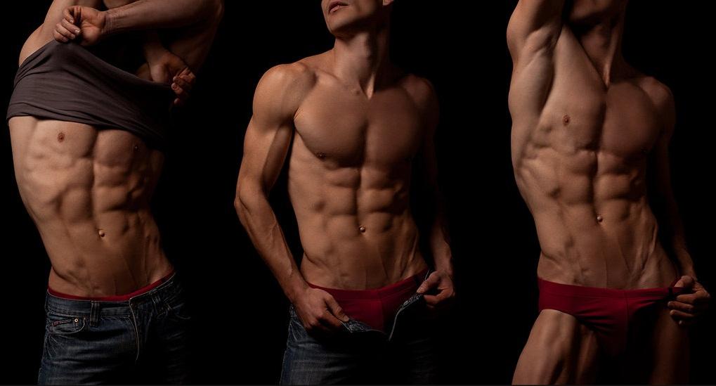 stripper gay homem