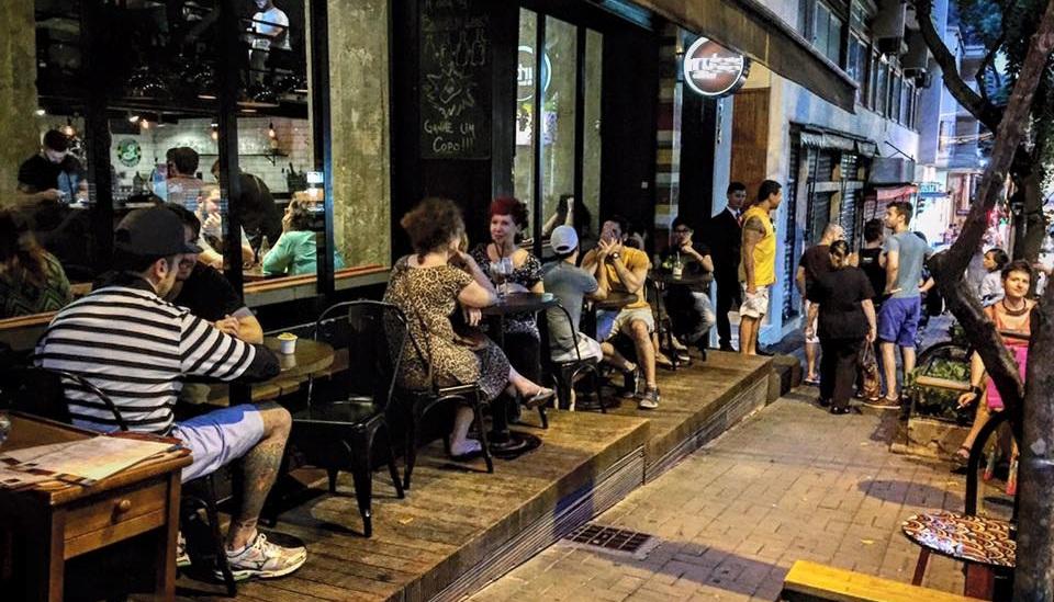 Urbe Café, em São Paulo, faz promoção de 30% de desconto para quem for de bicicleta