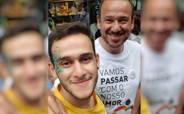 Pais pela Diversidade: Washington Pereira coordena grupo criado por pais de gays no Mães pela Diversidade
