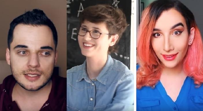 Lorelay Fox, Louie Ponto e Hugo Nasck: veja a semana dos Yotuubers LGBT