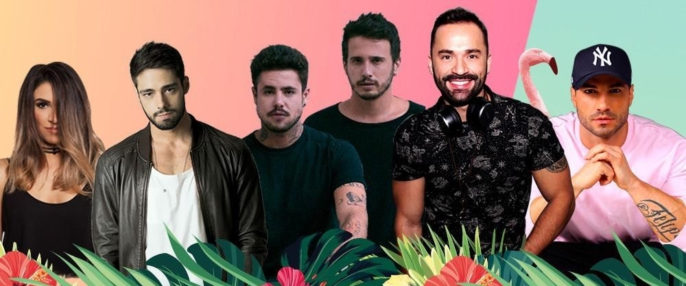 Festa gay Paradise Sunset Party estreia no Sky Hall no Itaim Bibi
