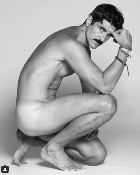 20 famosos que ficaram pelados em 2018: Reynaldo Gianecchini